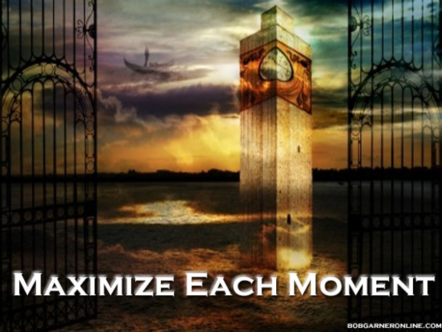 Maximize Each Moment 3