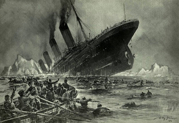 Does Titanic Prove You Shouldn't Discount Intuitive Warnings?