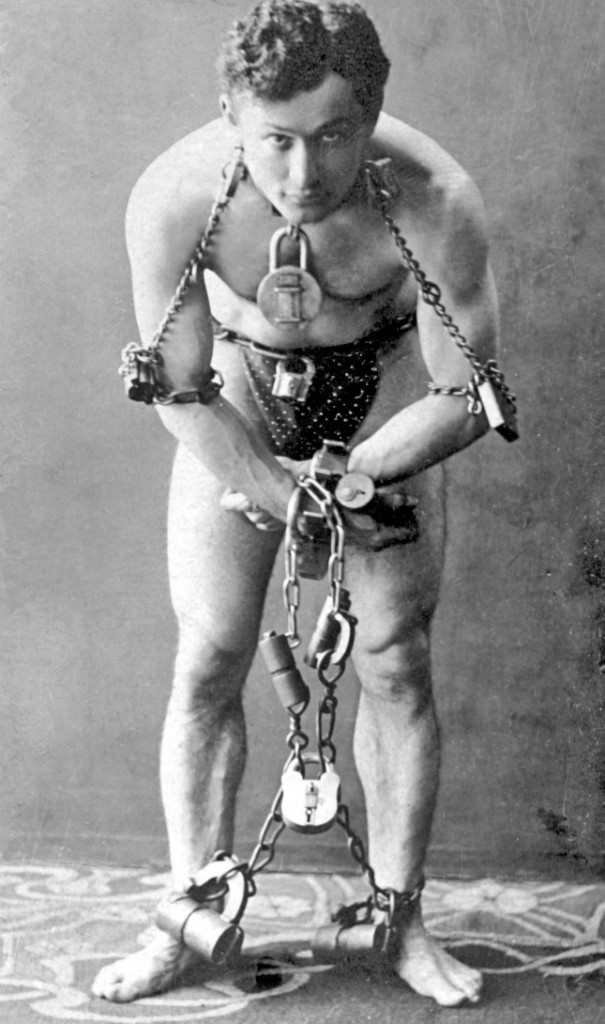 Anniversary Death Houdini Solve Problem Blog 90 year - 90 Year Anniversary of Magician Houdini Death. He had a secret that allowed him to escape. Use the same strategy to escape from your problems and struggles.