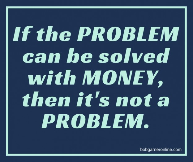 reframe problem - dealing with problems change perspective