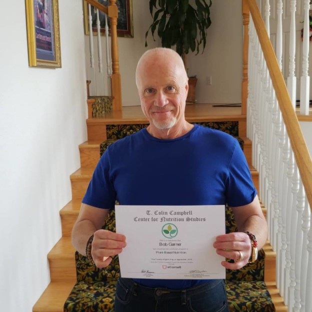 Completed Nutritional Studies - Plant Based Nutrition and Rockin It!